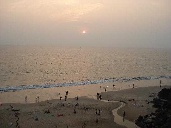 Villa Prakriti Homestay: Varkala Beach