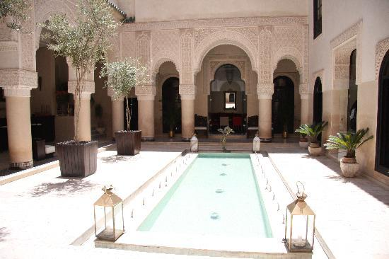 Riad Fes - Relais & Chateaux: beautiful