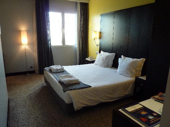 Quinta Mirabela : Chambre