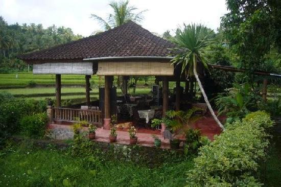 Tirta Gangga : Puri Sawah Bungalows & Restaurant