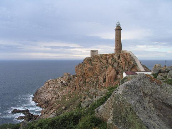 Camarinas, Spania: Cabo Vilan's Lighthouse