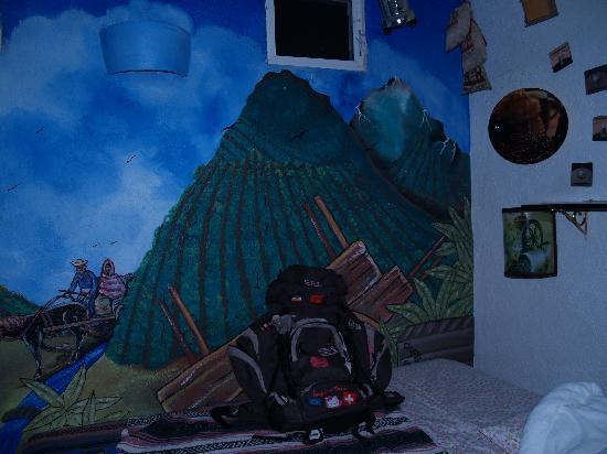 Hotel Casa Tucan: chambre