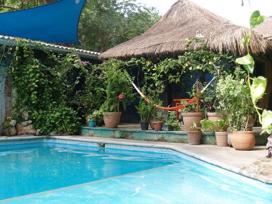 Hotel Casa Tucan: casa tucan  DEC 2009