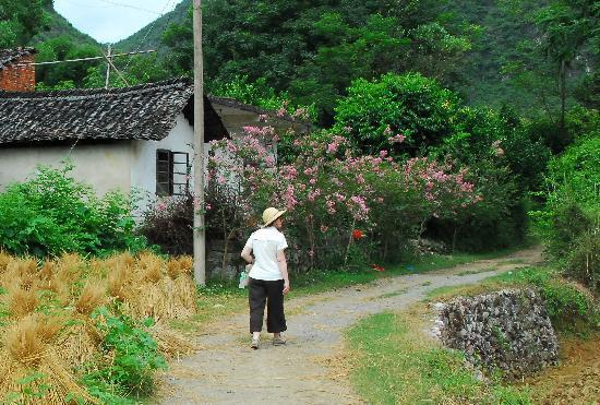 Yangshuo Outside Inn : Chao Long Village