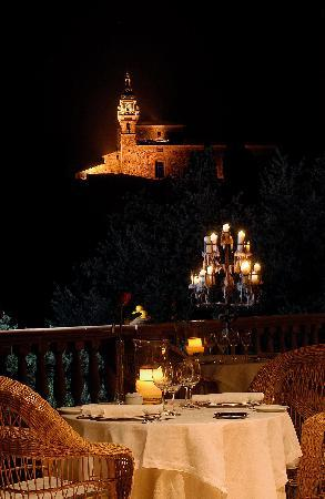 Valldemossa Hotel: Vistas restaurante