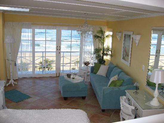 Haus am Strand: New! Ocean Suite with amazing sea view