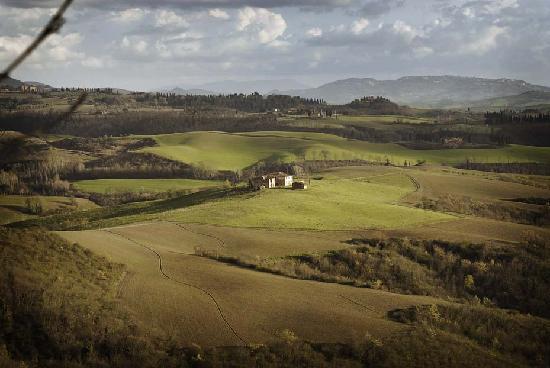 Fattoria Barbialla Nuova: Landscape