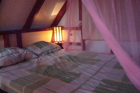 Bluspirit Cabinas: Loft bed