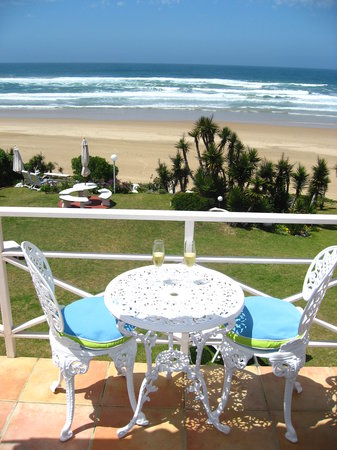 Haus am Strand - On the Beach: Honeyoon Suite -  Balcony