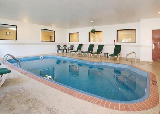 Comfort Suites NE Indianapolis-Fishers : Indoor Pool