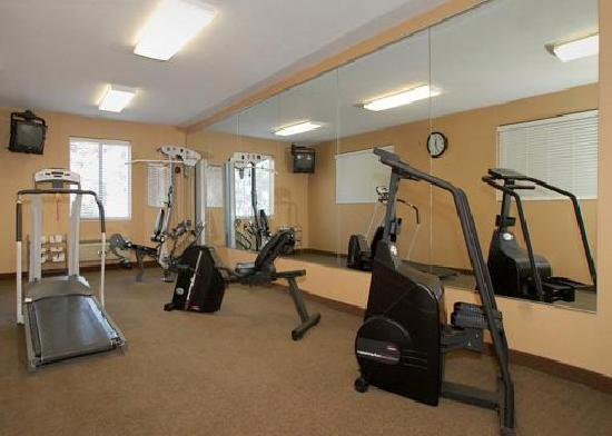 Comfort Suites NE Indianapolis-Fishers: Fitness Center