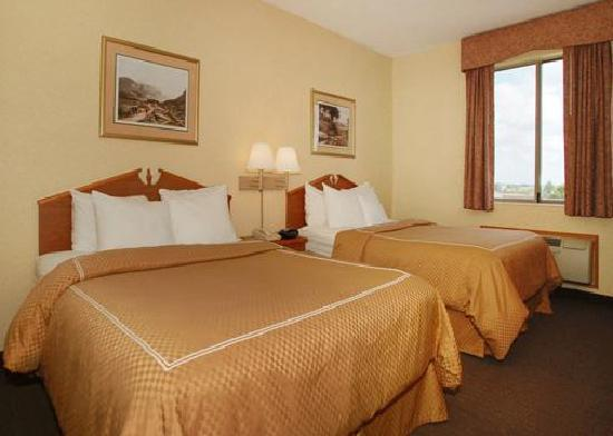 Comfort Suites NE Indianapolis-Fishers: Double
