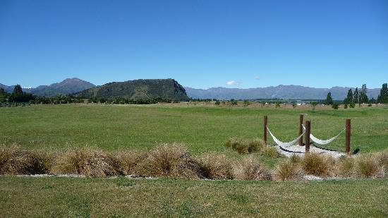 Mountain Range Boutique Lodge: Hammock- perfect for relaxation