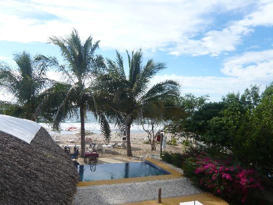 Tronco Bay Inn Resort: view from my room