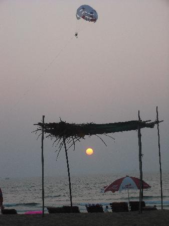 Sea Mist Resort: Candolim Beach