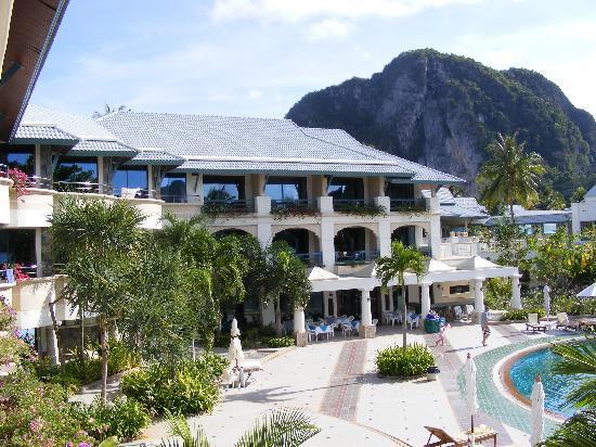 Phi Phi Island Cabana Hotel: Hotel