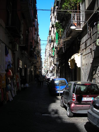 Quartiere Spagnoli