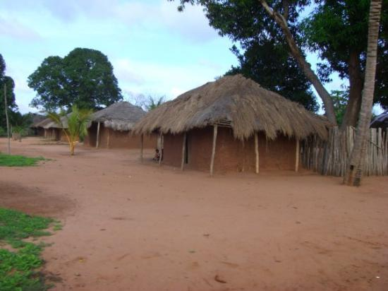 Quelimane, Mosambik: Northern Mozambique Village.......not a TV in sight!!!