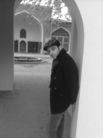 Ganja, Azerbaiyán: Gəncə Cümə Məscidi