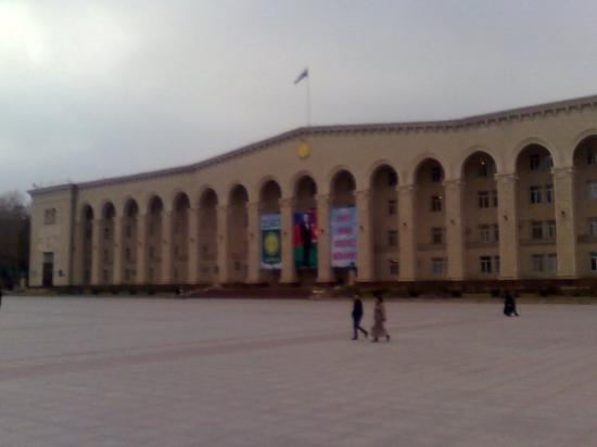 Ganja, Azerbaiyán: Government House