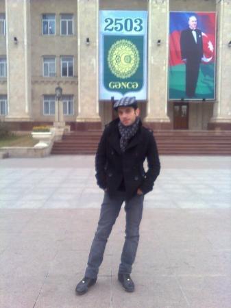 Ganja, Azerbaiyán: Gəncə Hökümət Evi