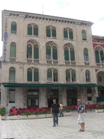 Hotel Bellevue Split: Hotel Bellevue