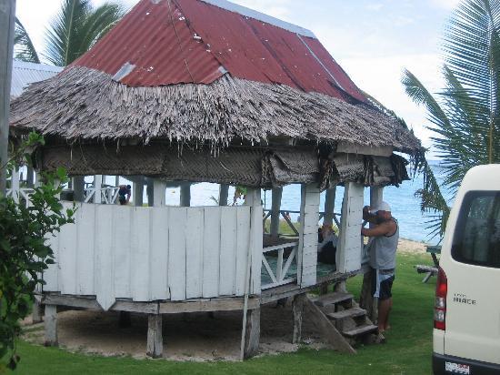 Tailua Beach Fales: Beach Fale