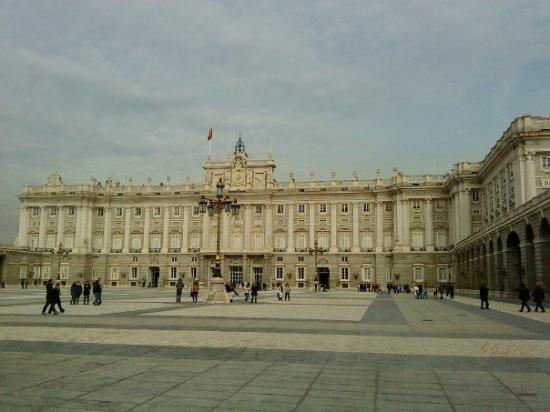 Royal Palace of Madrid: Royal Palace