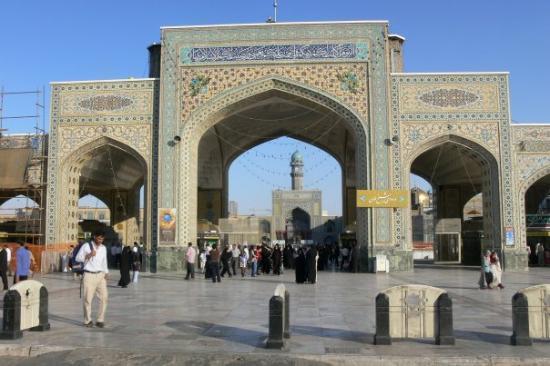 Mashhad Resmi