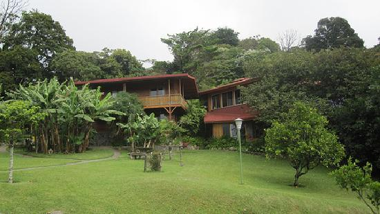 Arco Iris Lodge : Main Lodge.