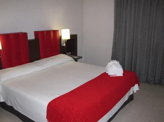 Hotel Ciutat de Girona : Single room...