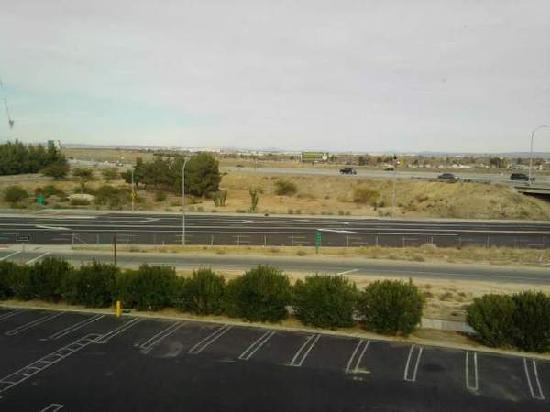 Ramada Palmdale : View from my 4th floor room