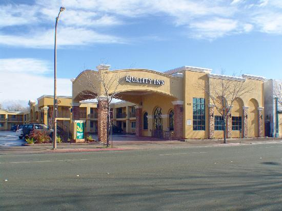 Quality Inn, Near Chico State: Exterior
