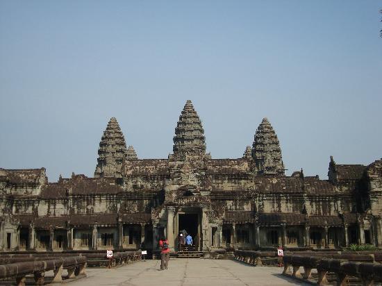 Siem Reap, Kambodscha: Angkor Wat