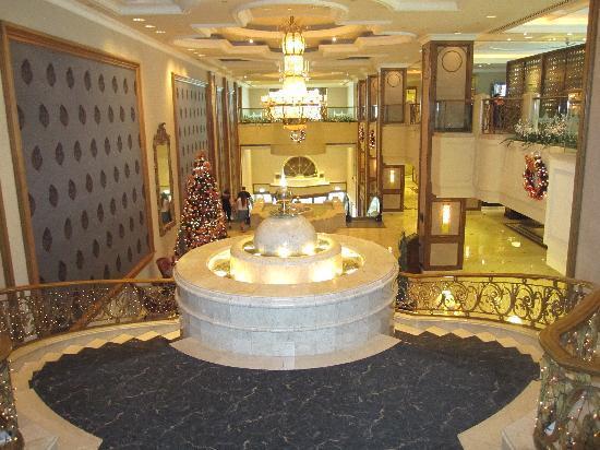 The Langham, Melbourne : Hotel lobby