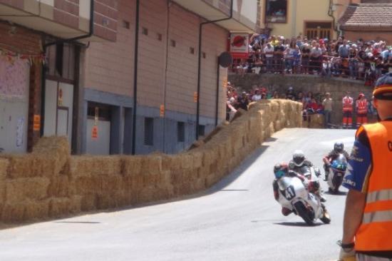 La Baneza, Espagne : Mundial de 125 cc