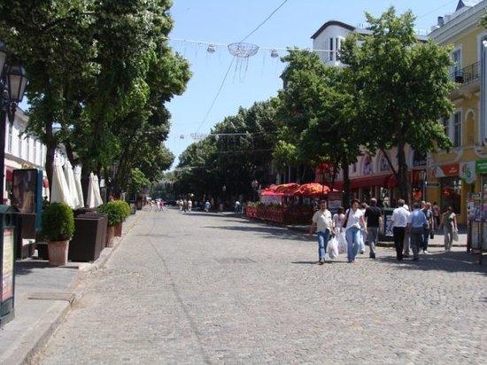 Deribasovskaya gate