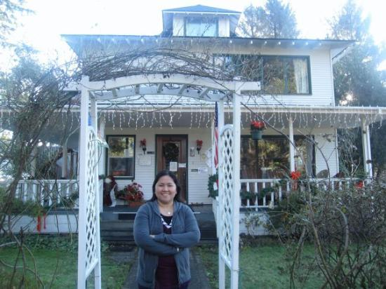 The Cullen House Its Actually Miller Tree Inn Bed And Breakfast Picture Of Forks Clallam County Tripadvisor