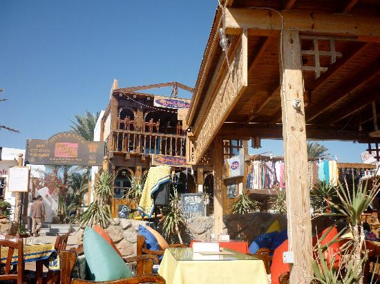 Alaska Camp & Hotel: YALLA Bar!