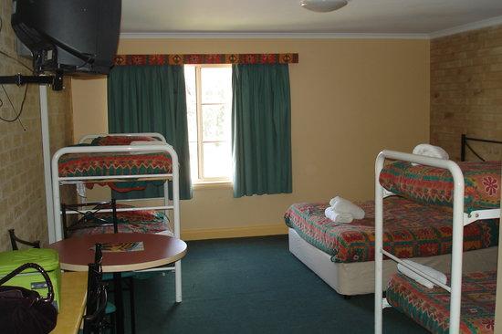 Nicholls, Australia: Bedroom