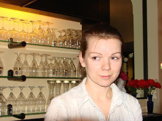Prager Hof: die Chefin