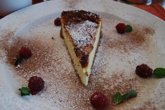 Kenya's Peach Cake Recipe — Dishmaps