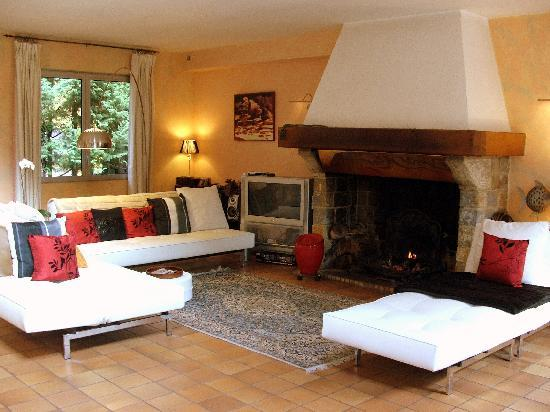 Le Belvedere : Lounge