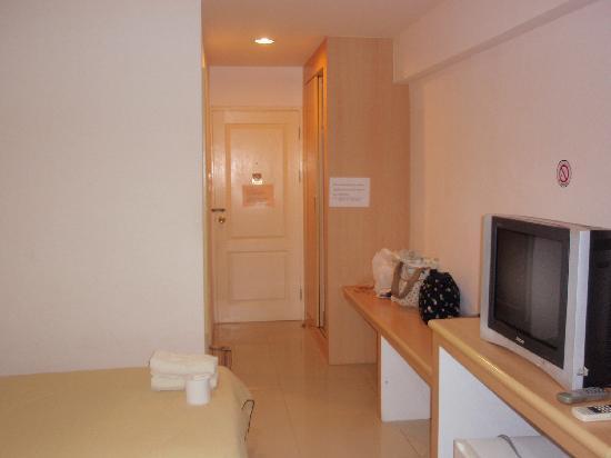 Khon Kaen Hotel: 部屋の様子