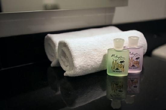 Hotel Eden54: Hand Towel