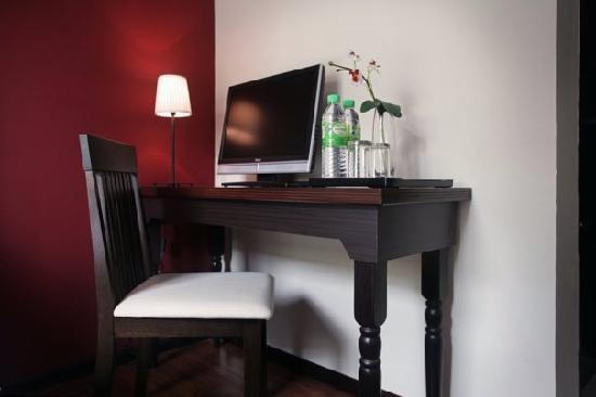 Hotel Eden54: Tv