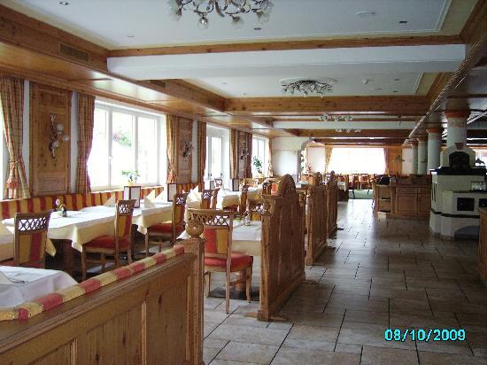 Lifthotel: One of the Restaurants