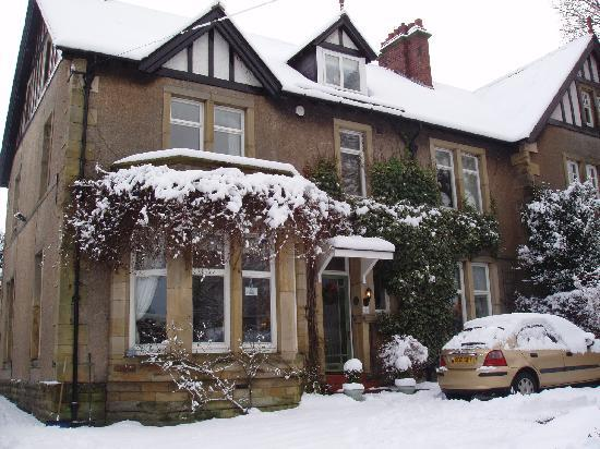 Aln House: New Year 2010
