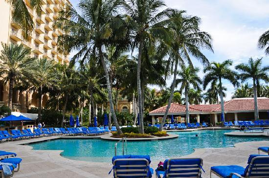 The Pool At The Ritz Picture Of The Ritz Carlton Naples