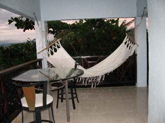 Idlers' Rest Beach Hotel: My balcony